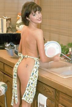 Nude Washing 79